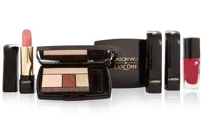 Осенняя коллекция макияжа Lancome Jason Wu Fall 2014 Collection