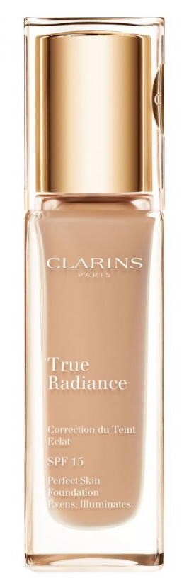 Тональная основа Clarins True Radiance SPF15 Foundation (новинка)