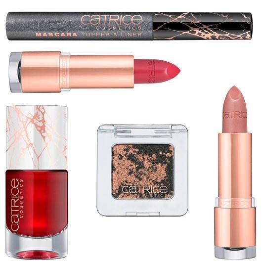 Осенняя коллекция макияжа Catrice Metallure Fall 2014 Collection