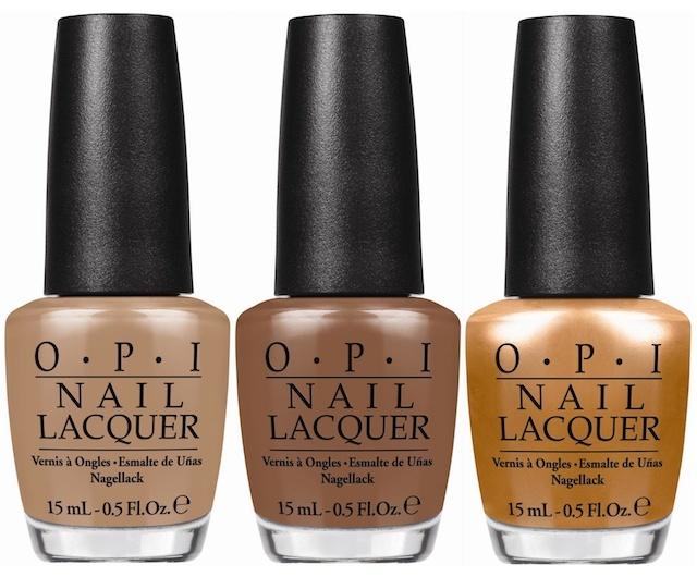 лаки для ногтей OPI Nordic Fall 2014 Collection