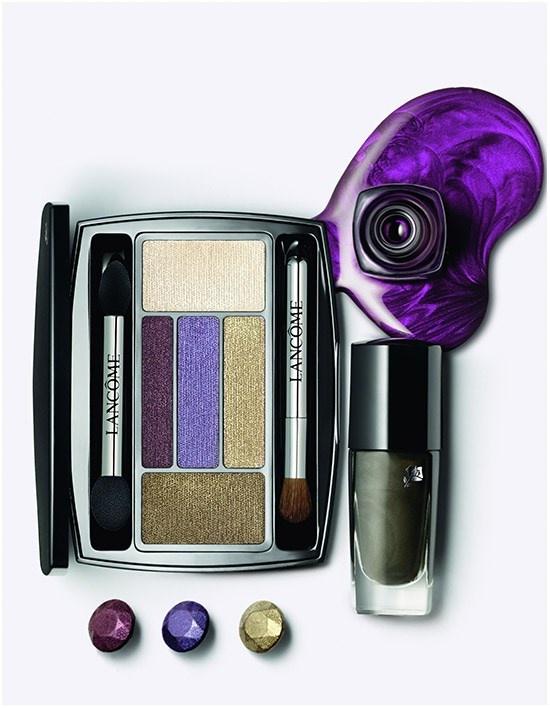 Осенняя коллекция макияжа Lancome French Idole Fall 2014 Collection