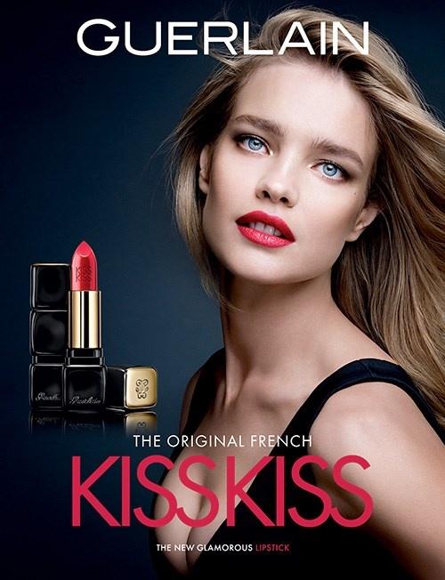 Осенняя коллекция макияжа Guerlain Kiss Kiss Fall 2014 Collection