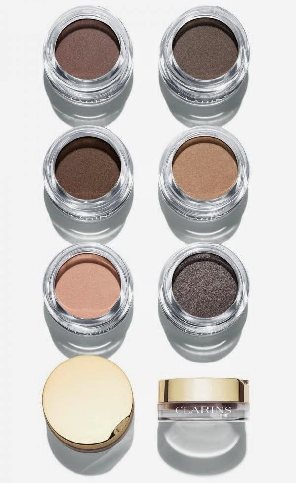Осенняя коллекция макияжа Clarins Lady Like Fall 2014 Collection