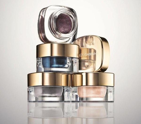 Осенняя коллекция кремовых теней для век Dolce & Gabbana Perfect Mono Intense Cream Eye Color Fall 2014 Collection