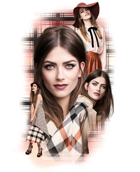 Осенняя коллекция макияжа CATRICE Check & Tweed Fall 2014 Collection