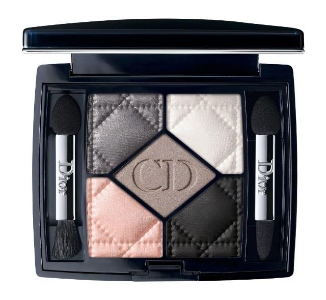 Пятицветная палетка теней для век  Dior 5 Couleurs Eyeshadow Palette - №056 Bar