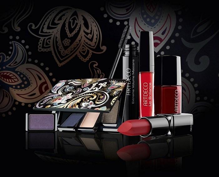 Осенняя коллекция макияжа Artdeco Majestic Beauty Fall 2014 Collection