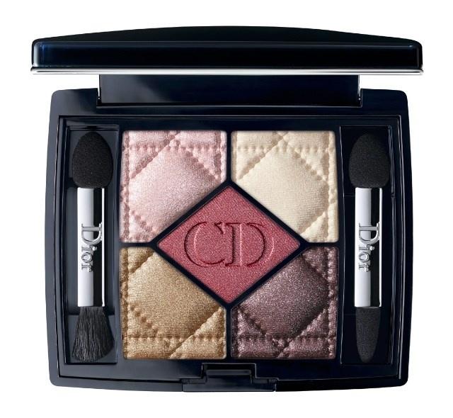 Пятицветная палетка теней для век  Dior 5 Couleurs Eyeshadow Palette - №876 Trafalgar
