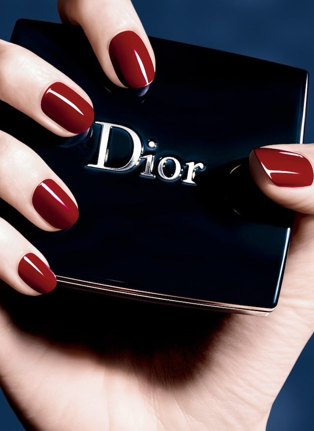Осенняя коллекция макияжа Dior 5 Couleurs Fall 2014 Collection