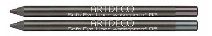 Водостойкий лайнер для глаз Soft Eye Liner Waterproof
