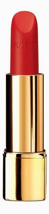 Матовая губная помада Rouge Allure Velvet Luminous Matte Lip Colour - №84 La Flamboyante