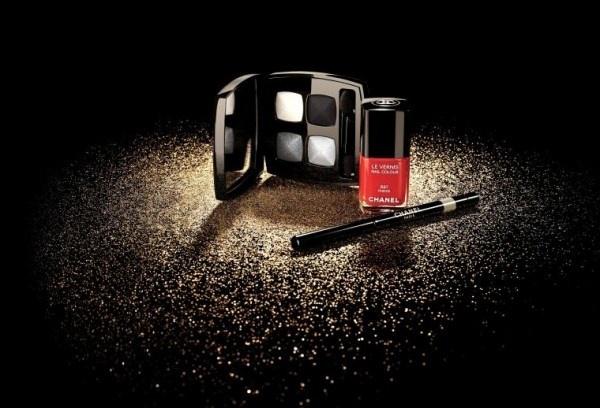 Рождественская коллекция макияжа Chanel Plumes Précieuses de Chanel Holiday 2014 Collection
