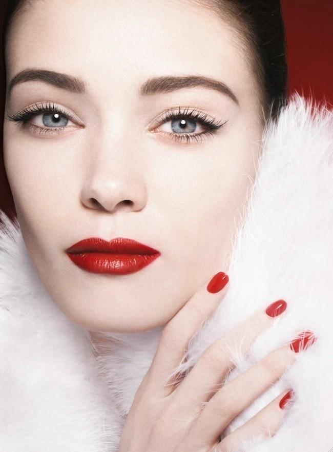 Рождественская коллекция макияжа Giorgio Armani Orient Excess Holiday 2014 Collection