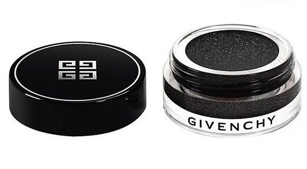 Стойкие кремовые тени для век Givenchy Ombre Couture Noir Sequin