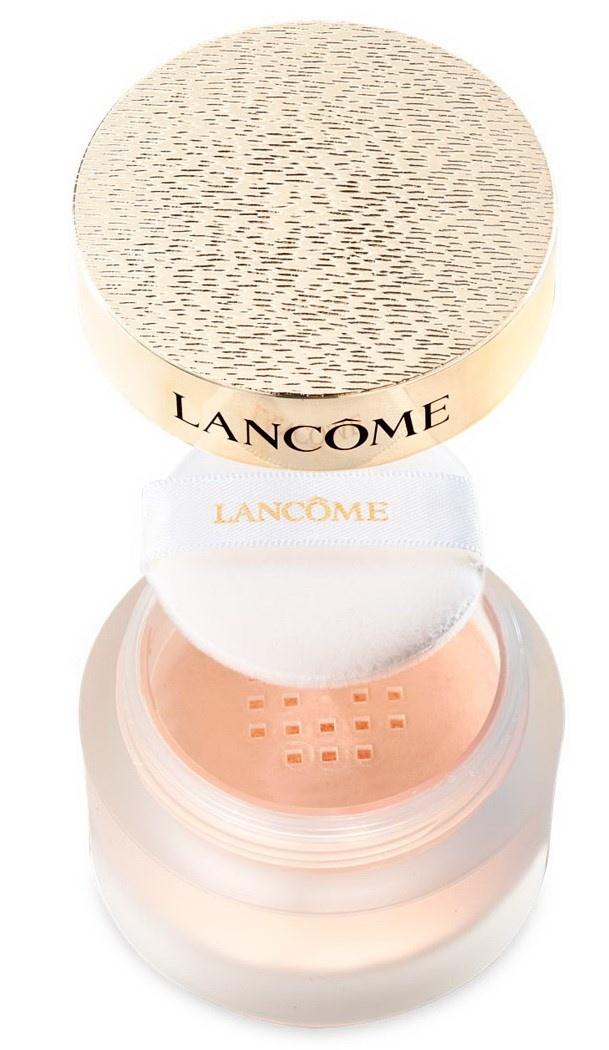 Рассыпчатая пудра для лица и тела Lancome Poudre de Lumiere