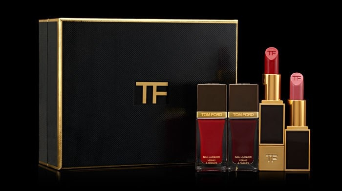 Косметический набор  Tom Ford 2-piece Lip Color and Nail Lacquer Set