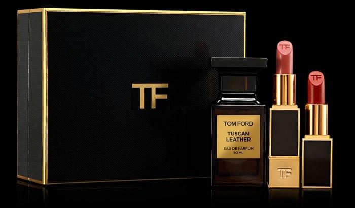 Парфюмерно-косметический набор Tom Ford Private Blend & Lip Color