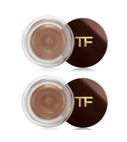 Стойкие кремовые тени для век с металлическим финишем Tom Ford Cream Pot Eye Color