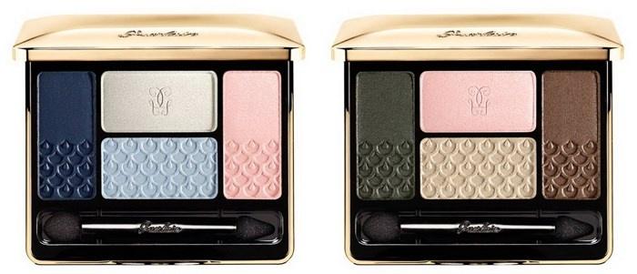 Четырехцветные тени для век  Ecrin 4 Couleurs Eyeshadow Palette (лимитированный выпуск)
