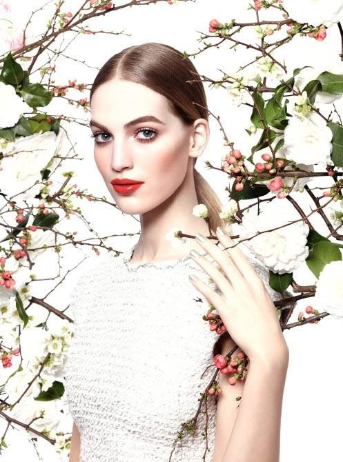 Весенняя коллекция макияжа Chanel Reverie Parisienne Spring 2015 Makeup Collection