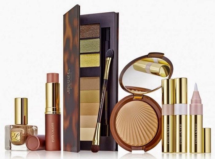 Летняя коллекция макияжа Estee Lauder Bronze Goddess Summer 2015 Collection