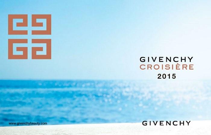 Летняя коллекция круизного макияжа Givenchy Croisiere Summer 2015 Makeup Collection