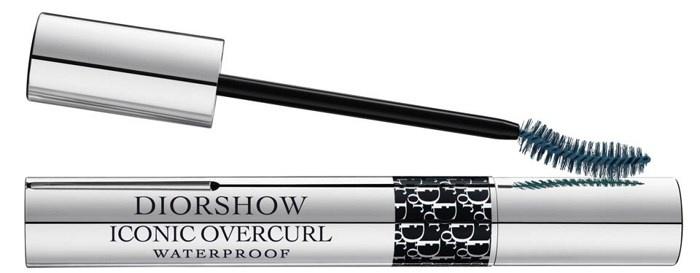 Водостойкая тушь для ресниц с эффектом подкручивания Diorshow Iconic Tie Dye Overcurl Waterproof  (лимитированный выпуск)