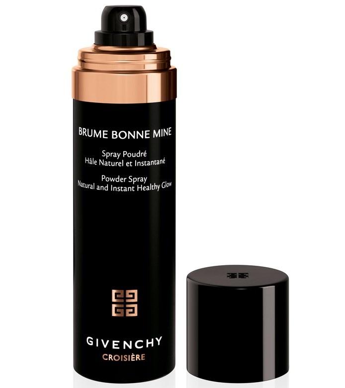 Пудровый спрей-бронзер для лица и тела Givenchy Brume Bonne Mine (новинка) (лимитированный выпуск)