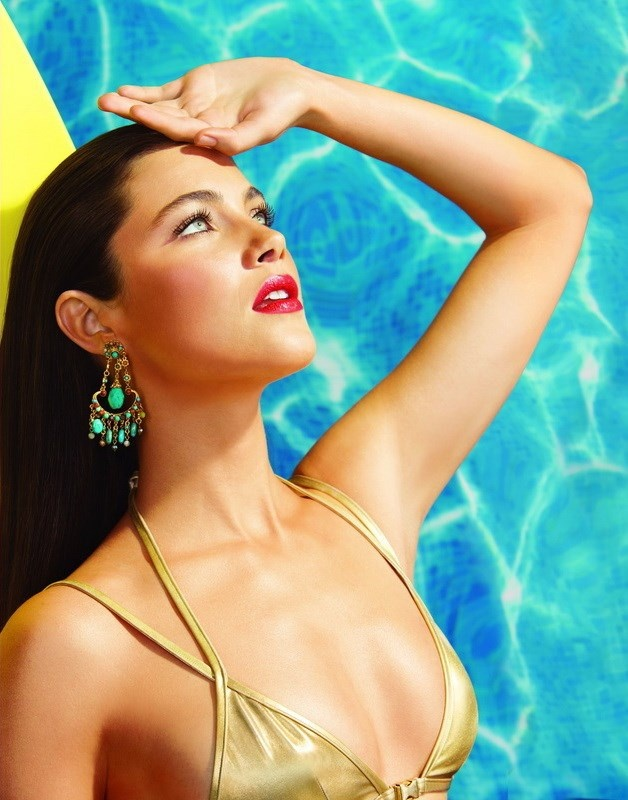 Летняя коллекция макияжа Laura Mercier Un Ete A Ibiza Summer 2015 Collection