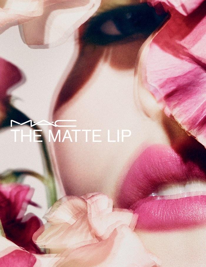 Летняя коллекция матовых губных помад MAC The Matte Lip Summer 2015 Collection