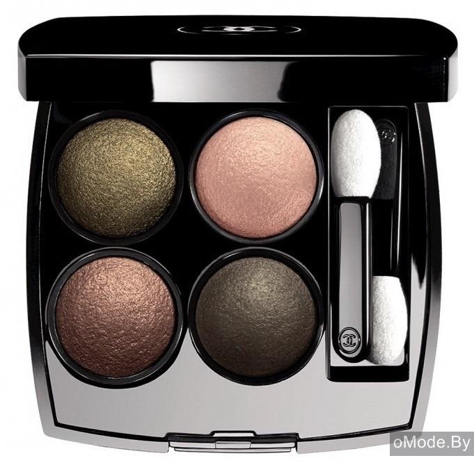 Четырехцветные тени для век Chanel Les 4 Ombres