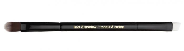 Двойная кисть для лайнера и теней Lancôme Dual End Liner & Shadow Brush №18
