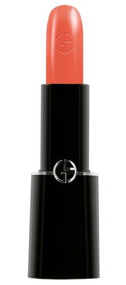 Полупрозрачная губная помада с ухаживающим эффектом Giorgio Armani Runway Rouge D'Armani Sheer