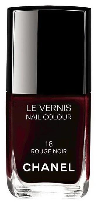 Рождественская коллекция макияжа Chanel Rouge Noir Absolument Holiday 2015 Collection