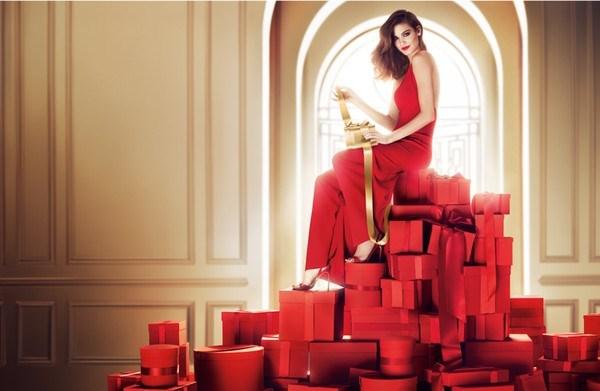 Рождественская коллекция макияжа Lancome Happy Holidays Christmas 2015 Makeup Collection