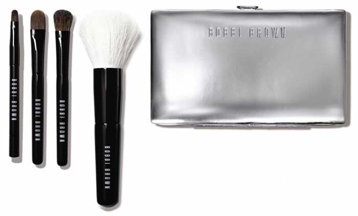 Набор мини-кистей для макияжа Bobbi Brown Mini Brush Set