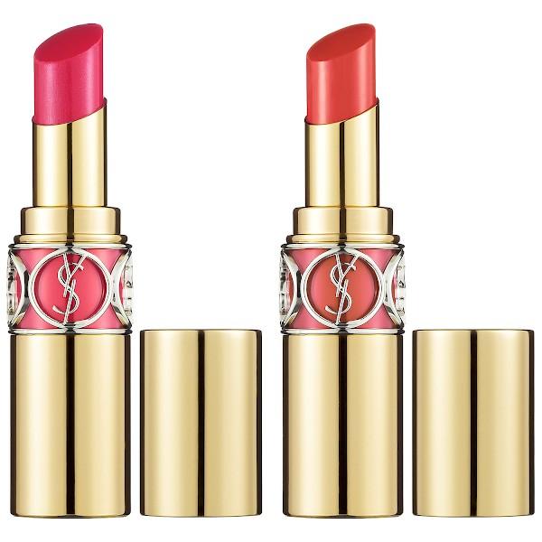 Помада-блеск для губ YSL Rouge Volupte Shine Lipstick