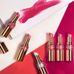 Весенняя коллекция губных помад YSL Rouge Volupte Shine Oil-in-Stick Lipstick Spring 2016 Collection