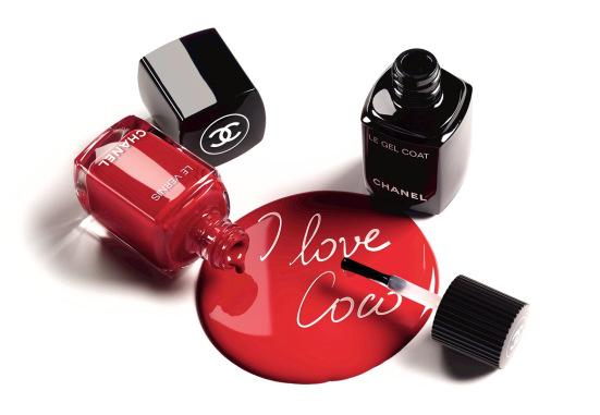 Новая коллекция лаков для ногтей Сhanel Le Vernis Longwear Nail Colour