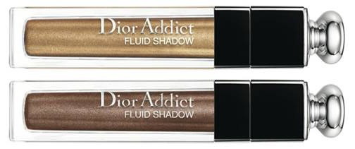 Жидкие тени для век Dior Addict Fluid Shadow