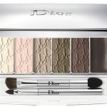Палетка теней для век в натуральных оттенках Dior Eye Reviver