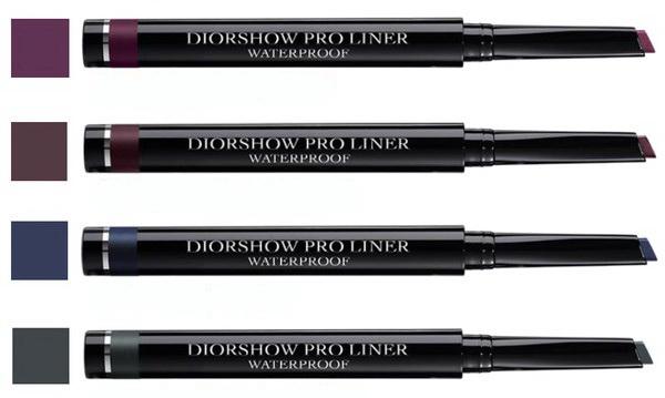 Профессиональный водостойкий лайнер для глаз Dior Diorshow Pro Liner Waterproof