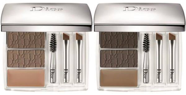 Набор для бровей Dior Diorshow All-In-Brow 3D Palette Brow Shaping & Contour Kit