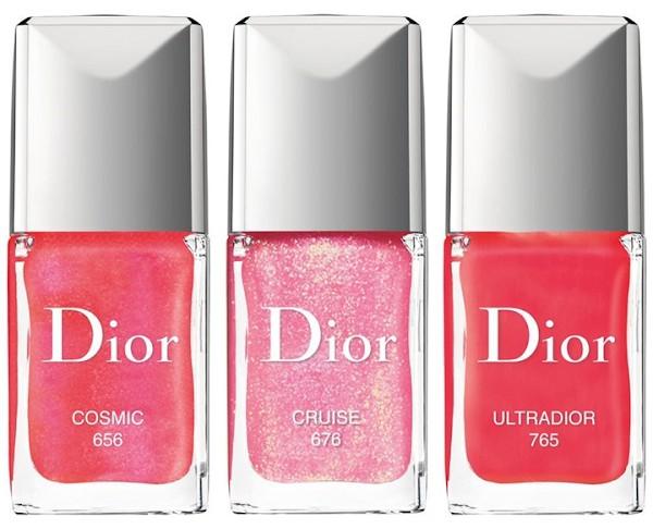 Весенняя коллекция блесков для губ Dior Addict Ultra-Gloss Spring 2016 Collection  лаки для ногтей