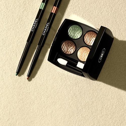 Четырехцветные тени для век Chanel Les 4 Ombres (лимитированный выпуск)