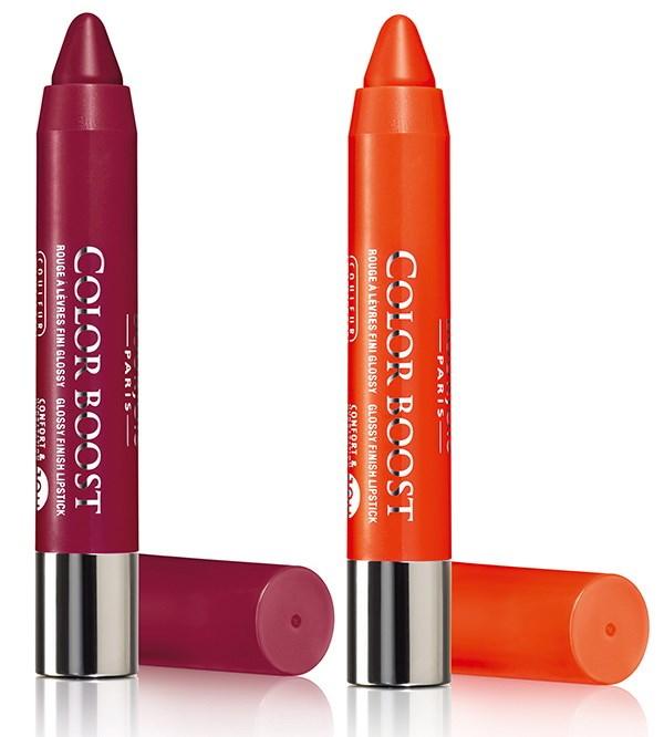 Водостойкий блеск-карандаш для губ Color Boost