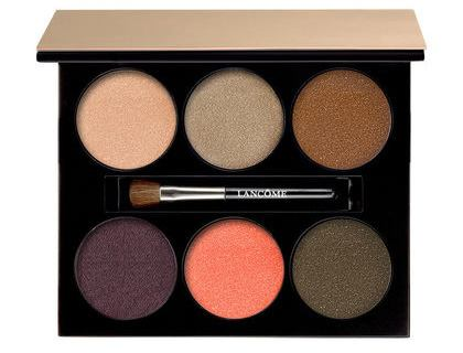 Шестицветная палетка теней для век Color Design Color Eyeshadow 6 Pan (лимитированный выпуск)