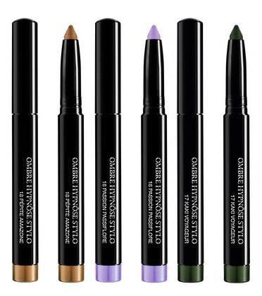 Стойкие кремовые тени-карандаши для век Ombre Hypnose Stylo (новые оттенки)