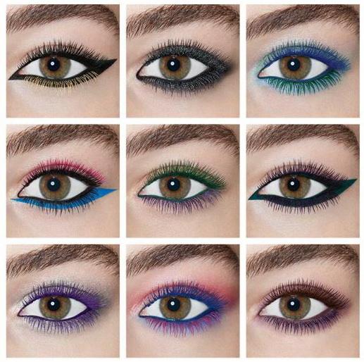 Летняя коллекция макияжа для глаз YSL Eyes Makeup 2016 Summer Collection
