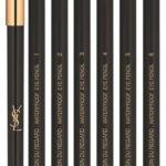 Водостойкий карандаш для глаз YSL Dessin Du Regard Waterproof Eye Pencil (6 оттенков)